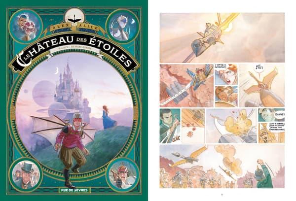 """""""Le Château des étoiles"""""""