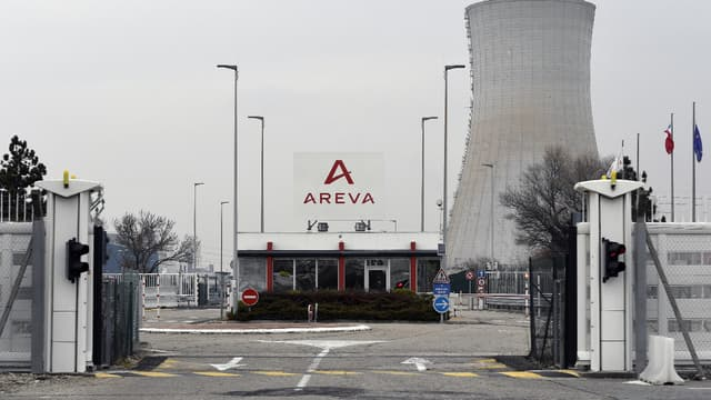 Le groupe Areva a cédé sa division spécialisée dans la conception et la maintenance des bâtiments nucléaires militaires à un consortium composé par l'État. (image d'illustration)