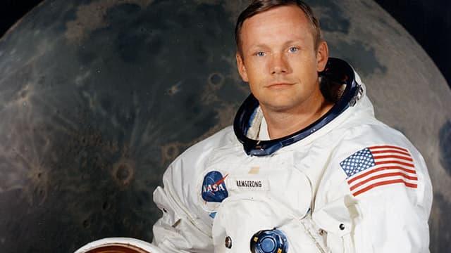 Neil Armstrong, en 1969.