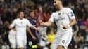 Karim Benzema, buteur heureux contre Malmö