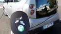 C'est la Bluecar de Bolloré qui a été choisie pour le service Autolib à Paris