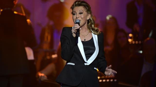 Sheila le 8 février 2013