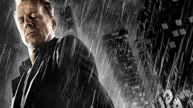 Bruce Willis dans Sin City