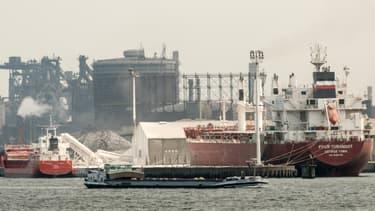 Les autorités du port se sont dites confiantes quant à la possibilité de continuer à faire croître le trafic avec le Royaume-Uni malgré le Brexit
