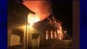 Dans la nuit du lundi 6 au mardi 7 septembre, un incendie s'est déclaré à l'école primaire Jean-Macé de Lens.