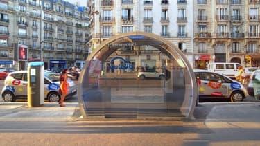 Autolib' est en service à Paris depuis décembre 2011.