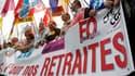 Défilé à Lille mardi dernier lors de la journée de grèves et de manifestations contre le projet de réforme des retraites. Les dirigeants des syndicats et de l'opposition ont appelé samedi à la poursuite de la mobilisation contre le texte, après l'adoption