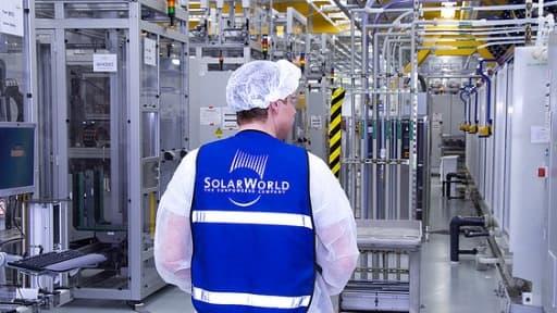 SolarWorld possède pour le moment deux usines, à Freiberg en Allemagne et à Hillsboro aux Etats-Unis.