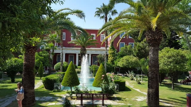 L'université Panteion d'Athènes a vu ses crédits être divisés par quatre depuis 2012.