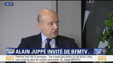 """François Fillon """"a changé d'avis"""" sur l'avortement, estime Alain Juppé"""