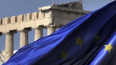 La dette de la Grèce représente un peu plus de 320 milliards d'euros.