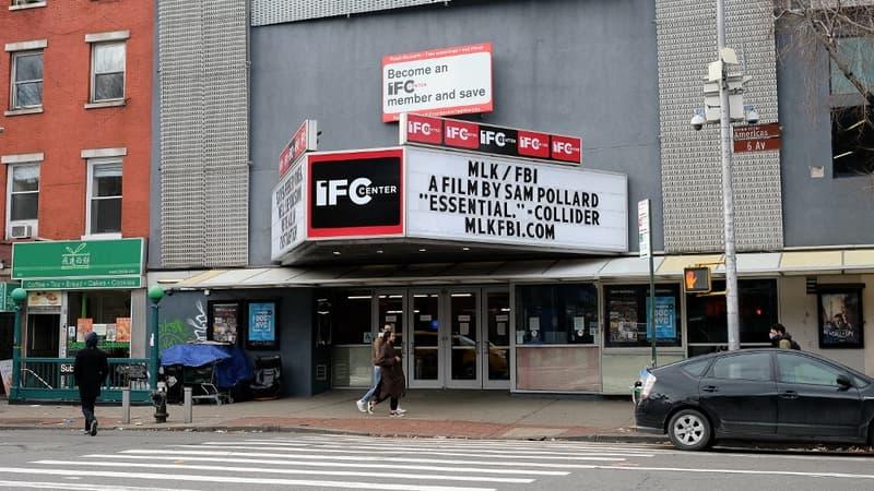 Les cinémas, fermés pendant un an, autorisés à rouvrir à New York