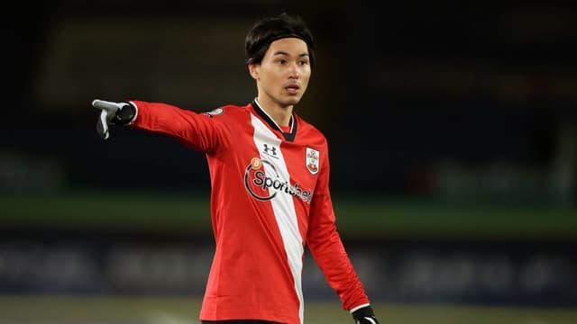 Takumi Minamino - Southampton