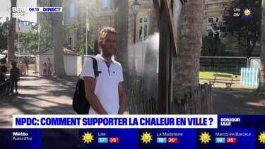 Nord-Pas-de-Calais: comment supporter la chaleur en ville?