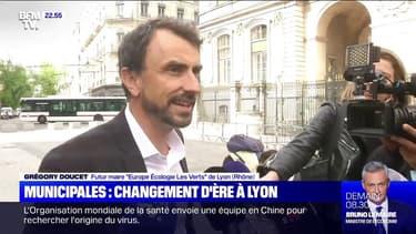 Municipales: Lyon entame un virage vert avec l'élection de Grégory Doucet
