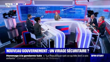 Story 6 : Un virage sécuritaire pour le nouveau gouvernement ? - 09/07