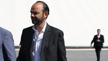 Le Premier ministre Edouard Philippe terminait lundi de recevoir les principaux leaders syndicaux et patronaux sur la réforme du code du travail.