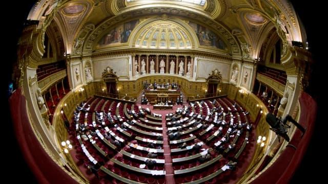 Le Sénat français (photo d'illustration)