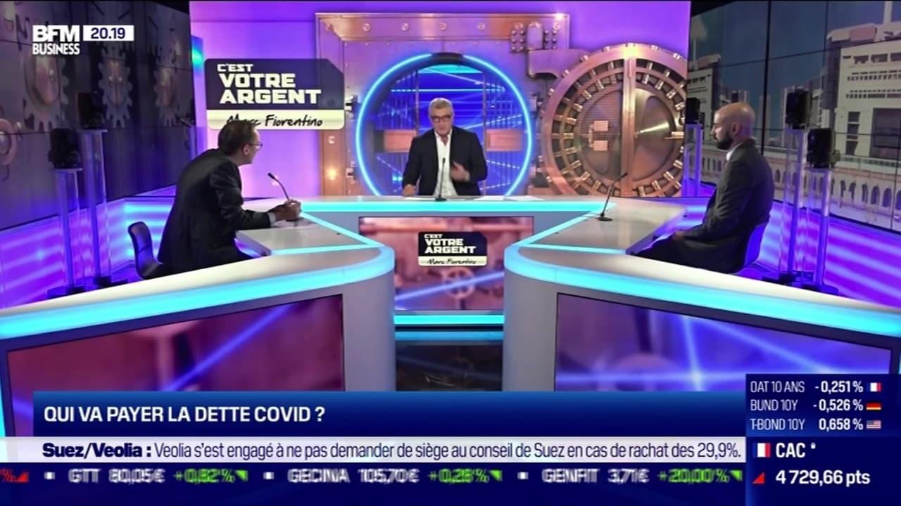 La semaine de Marc (1/2): Peur de la deuxième vague, les économistes sont perdus ! - 25/09