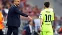 Guardiola et Messi