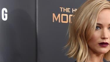 Jennifer Lawrence le 19 novembre 2015