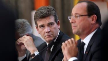 Arnaud Montebourg et François Hollande sont souvent intervenus pour tenter de limiter les plans sociaux. Parfois en vain.