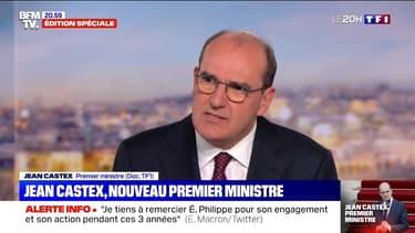 "Jean Castex: ""Je dirai que je suis un gaulliste social"""