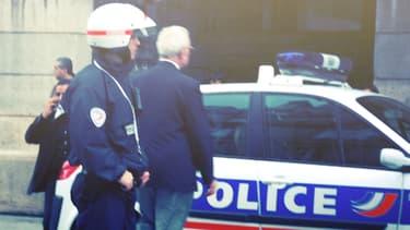 Le malfaiteur, qui avait pris la fuite dans un véhicule municipal, a été rapidement interpellé (photo d'illustration).