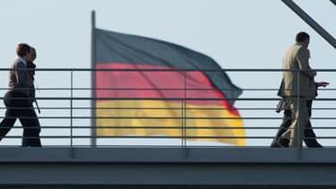 Sur an, la croissance allemande progresse de 2,5%.