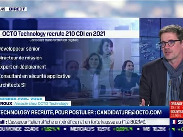 Vous recrutez : OCTO Technology / Green Panda Games - 18/05