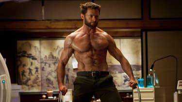 Hugh Jackman dans le rôle de Wolverine
