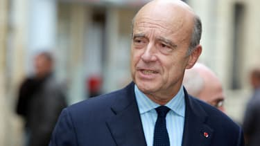 Alain Juppé, le 10 octobre 2014.