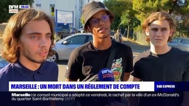 Règlement de comptes à Marseille: des habitants du quartier réagissent après la mort d'un jeune homme de 18 ans