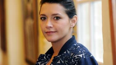 Emma de Caunes en mars 2015