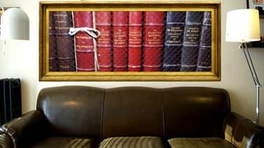 La fiscalité des livres anciens est la même que celle des oeuvres d'art.