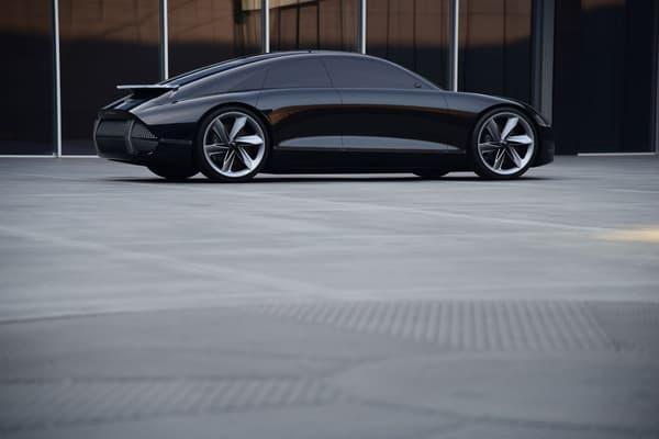 Ce concept électrique a été dévoilé en mars 2020.