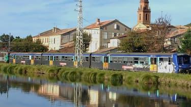 Les petites lignes SNCF représentent un peu plus de 9000 km ouverts aux voyageurs, soit 32% du réseau national.