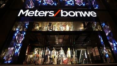 Metersbonwe a annoncé la disparition de son PDG.