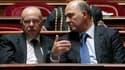 Bernard Cazeneuve (Budget) et Pierre Moscovici (Economie et Finances) vont présenter le projet de budget 2014 mercredi 25 septembre.
