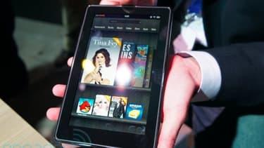 Amazon devrait dévoiler jeudi sa nouvelle Kindle Fire avec de la publicité.