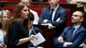 Marlène Schiappa s'est emportée à l'Assemblée nationale pour défendre l'article 2 de son projet de loi.