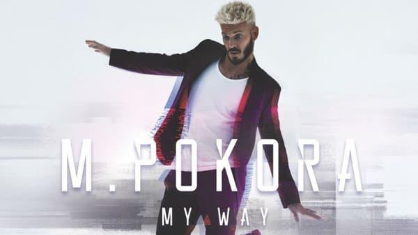 M. Pokora a sorti un album de reprises de Claude François en 2016