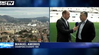 "Euro 2016 (J-100) - Amoros : ""Compliqué de jouer un Euro chez soi"""