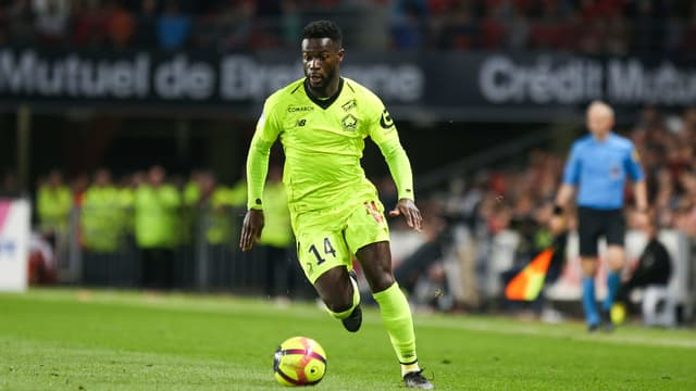 Jonathan Bamba - Lille