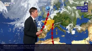 Météo: toujours des températures élevées ce dimanche, 37°C attendus à Lille