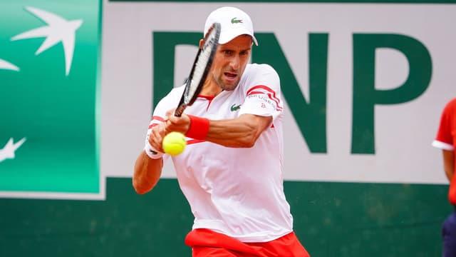 Novak Djokovic - Roland-Garros