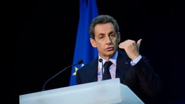 Nicolas Sarkozy donne régulièrement des conférences rémunérées depuis sa défaite à l'élection présidentielle de 2012.