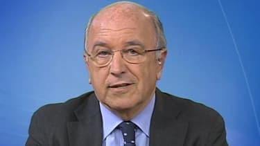 Joaquín Almunia était l'invité de BFM Business ce 12 mai.