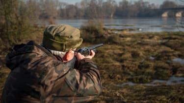 Un chasseur (photo d'illustration)