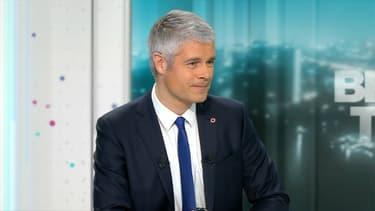 Laurent Wauquiez, invité de 19H Ruth Elkriel, le 20 février 2018.